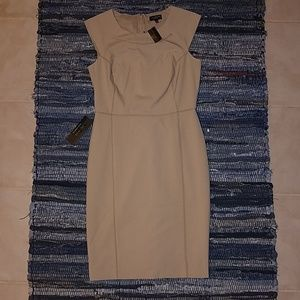 The Limited Collection Beige Sheath Work Dress